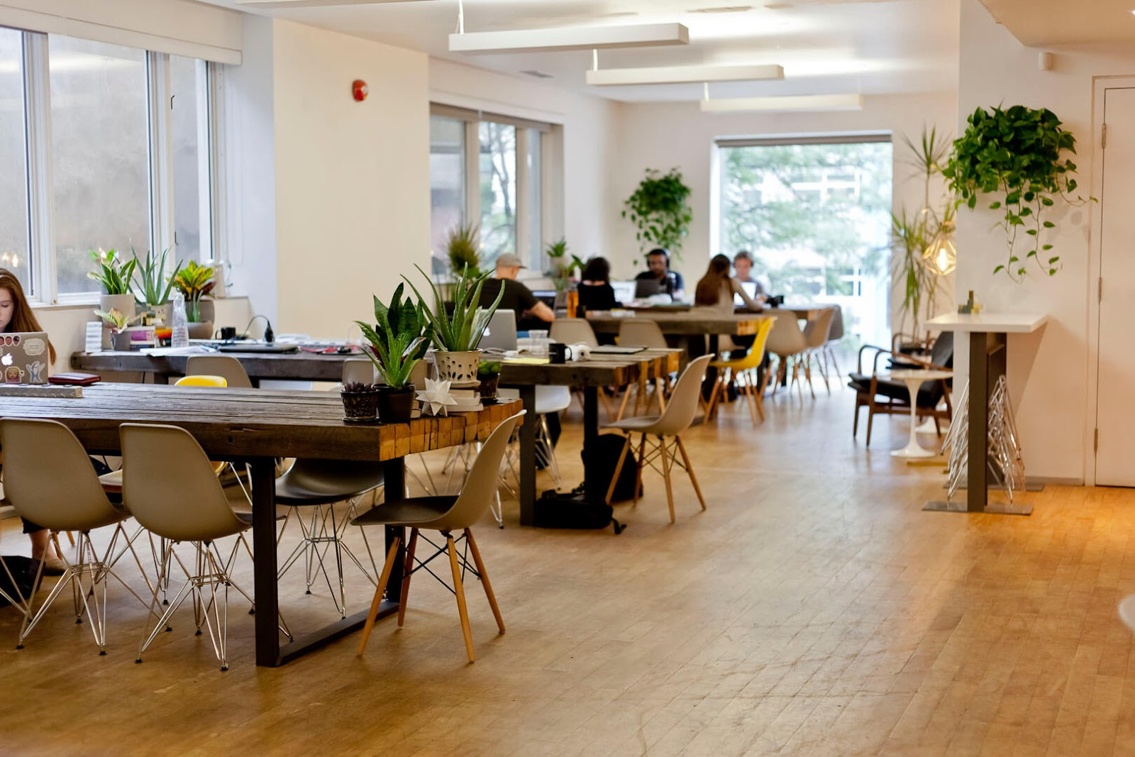 Project Spaces Coworking Space in Toronto