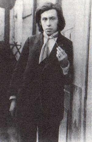 Ілля Еренбург в 1919-му