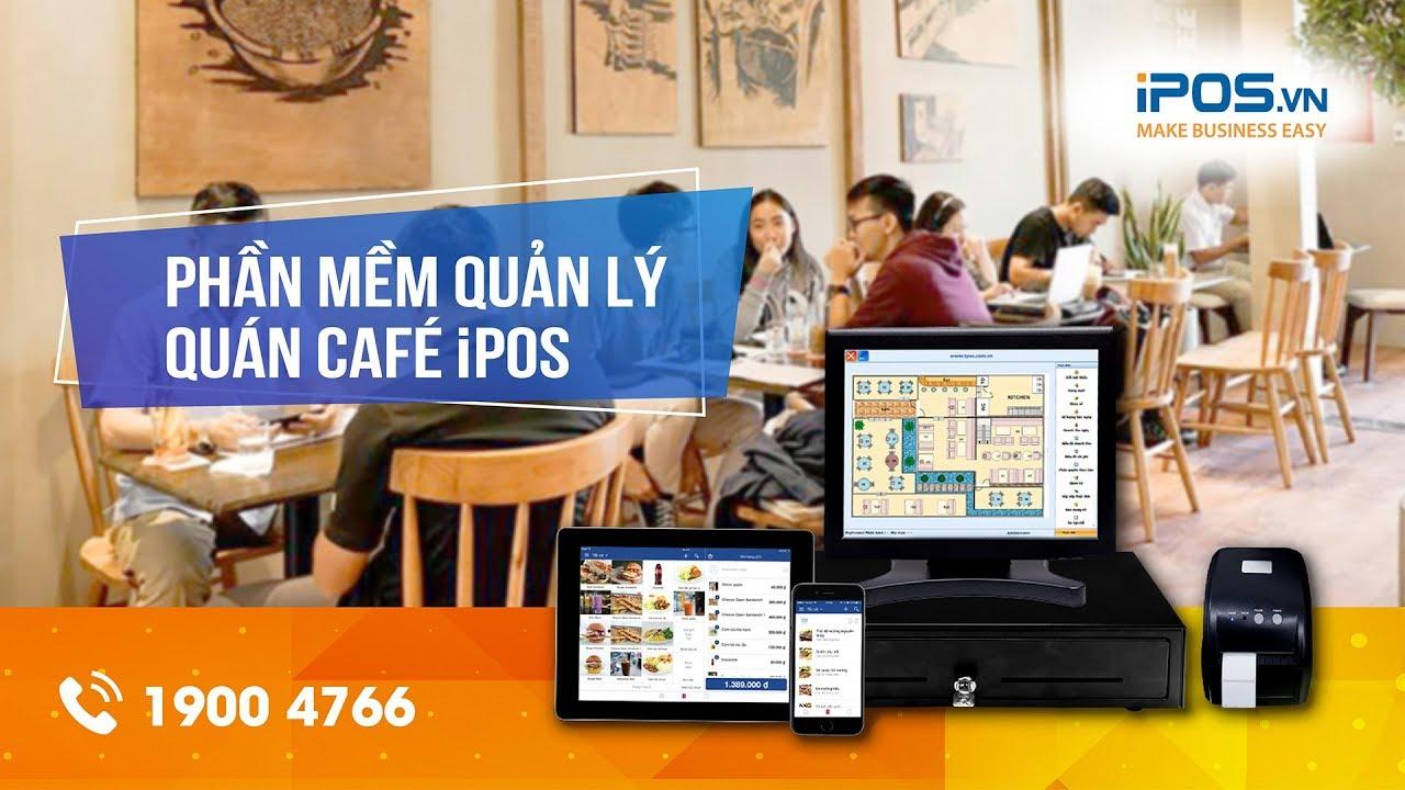 Những lợi ích của việc sử dụng phần mềm quản lý quán cafe 1
