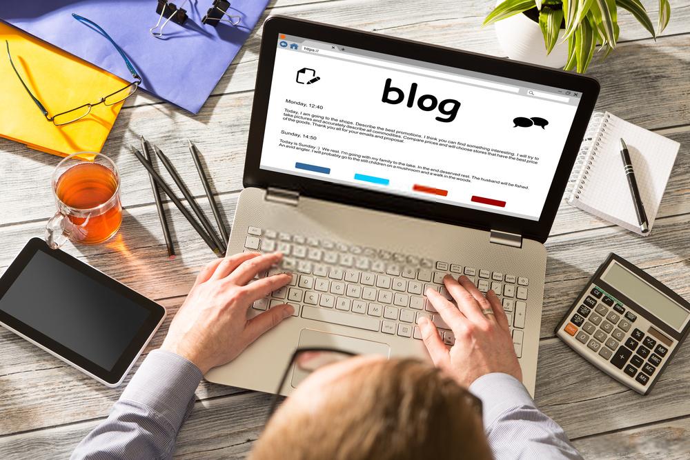 Blogging untuk Bisnis Anda