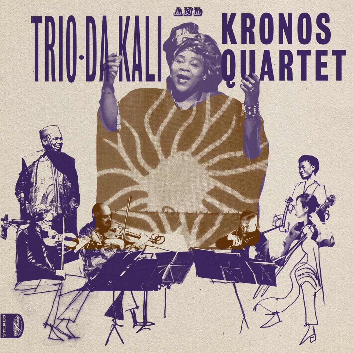 Image result for ladilikan trio da kali and kronos quartet
