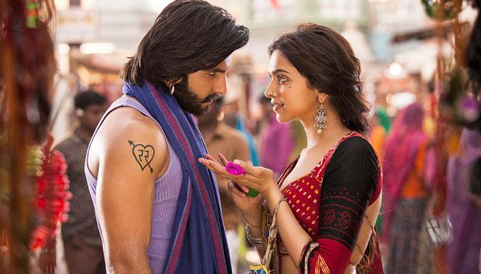 Image result for Deepika and ranveer movie