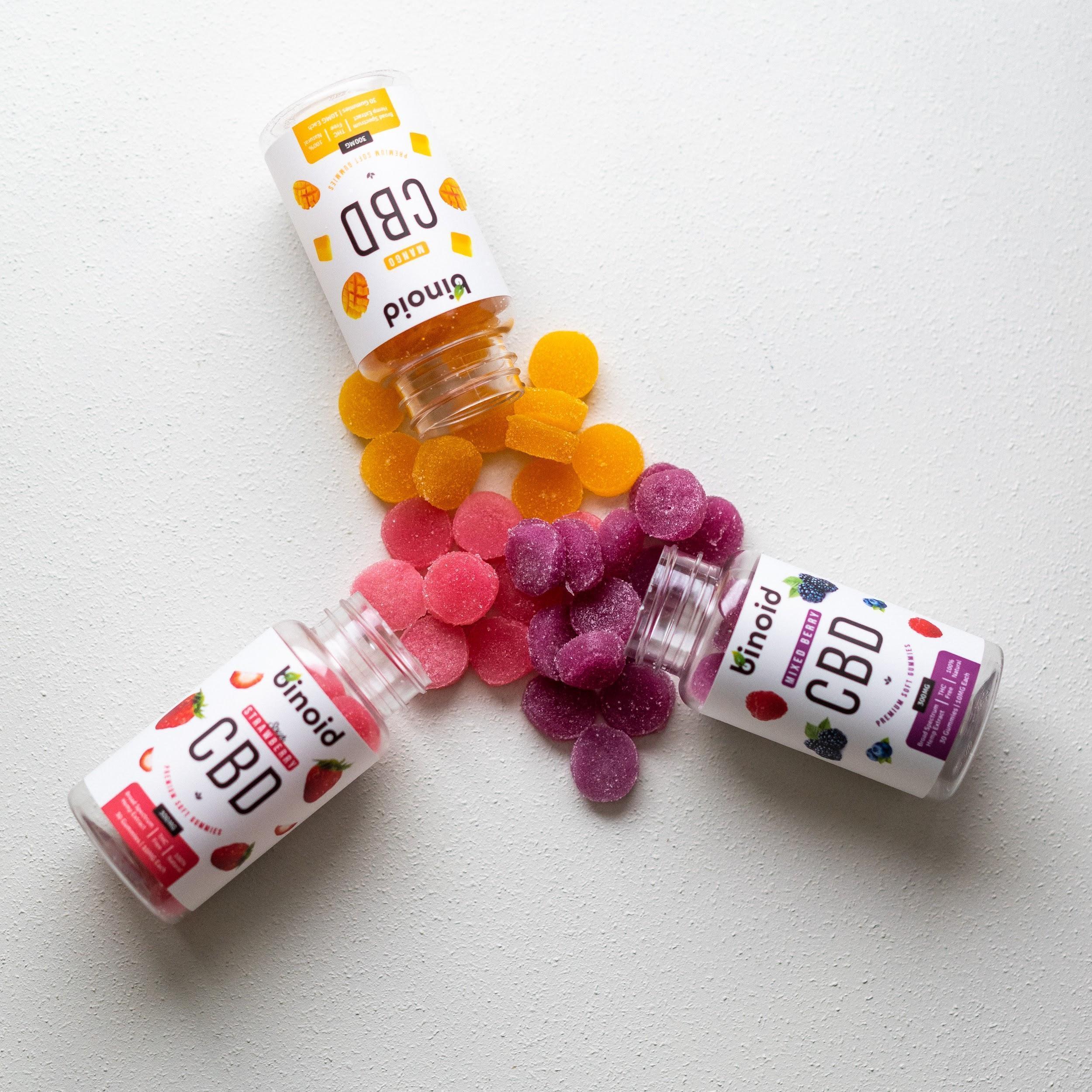 CBD Gummies: Can They Induce Sleep, Calmness, And Immunity?