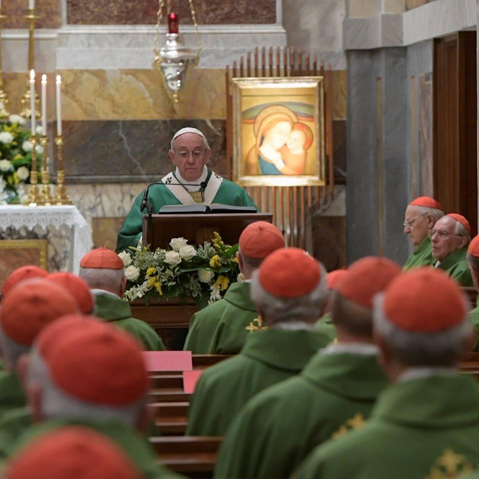 Bài giảng của Đức Thánh Cha Lễ Kỷ niệm 25 năm thụ phong giám mục của ngài