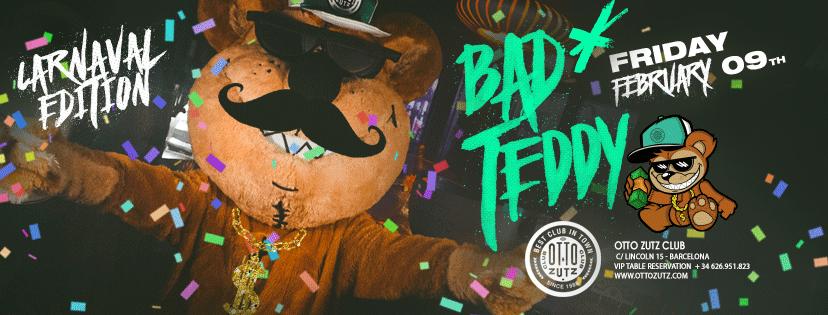 otto bad teddy