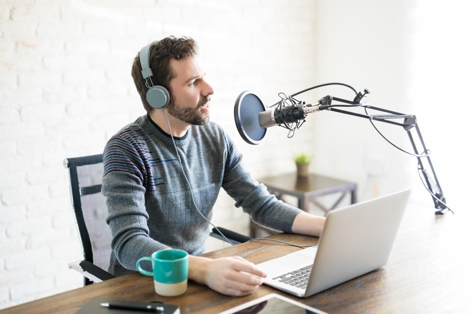 things to consider when recording a podcast