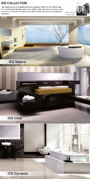 American Standard IDS luxury collection