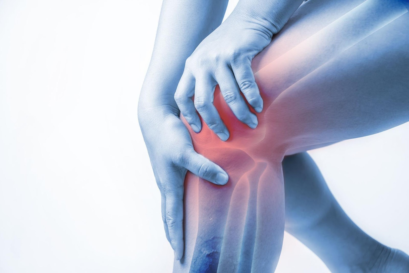 Znalezione obrazy dla zapytania bolące kolano