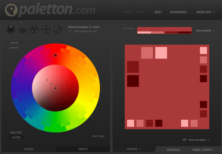 Paletton - Http5000