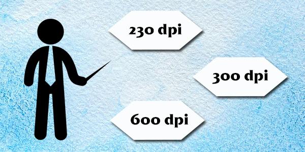 Lựa chọn độ phân giải máy in mã vạch phụ thuộc vào nhu cầu của bạn về độ sắc nét của tem nhãn