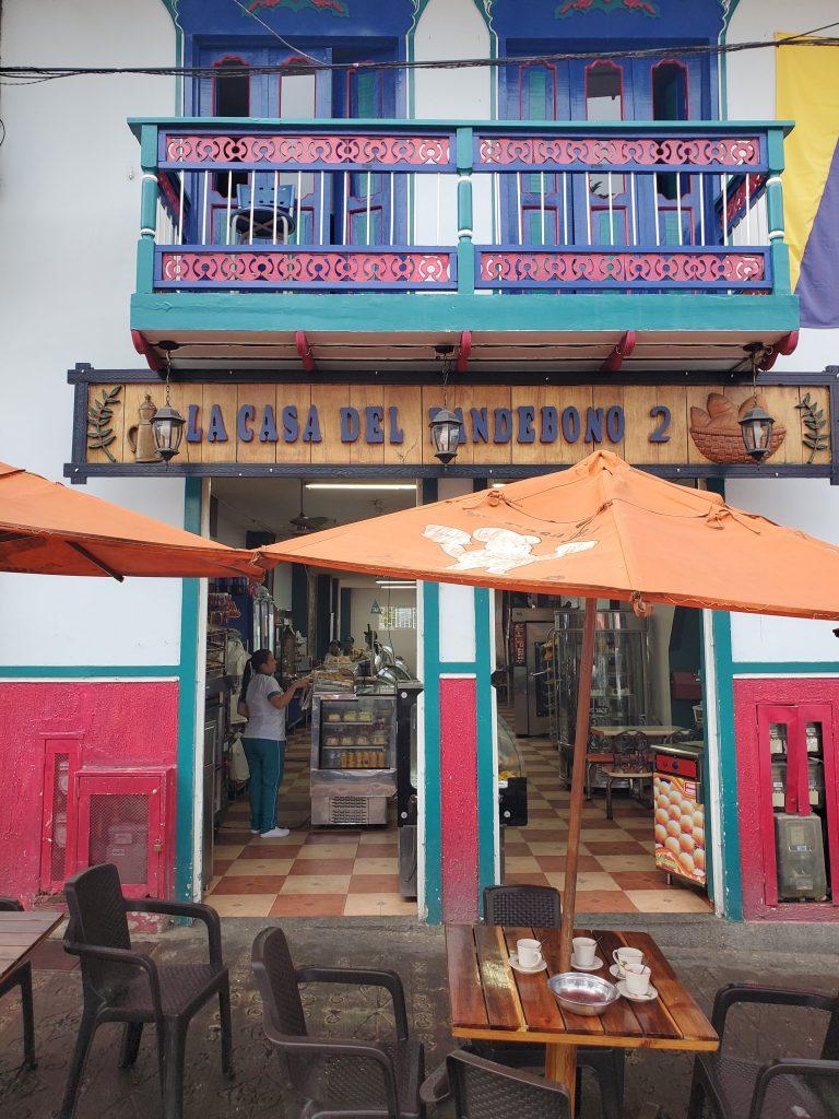 Casa de Pan de Bono 2