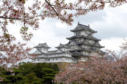 Himeji Castle, Jepang