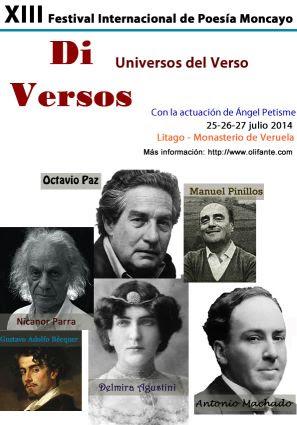 XIII Festival Internacional de Poesía Moncayo