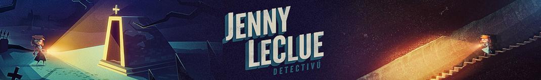 Jenny LeClue Banner