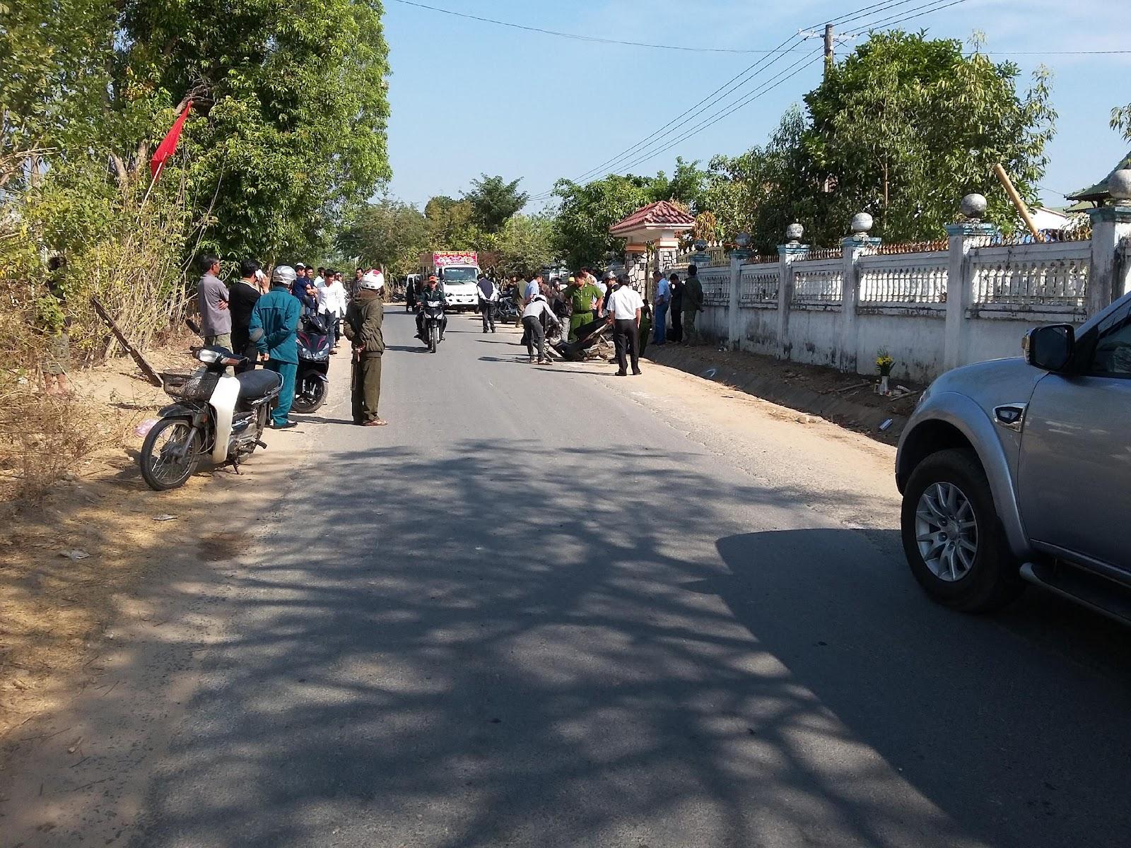 Tai nạn giao thông nghiêm trọng làm 04 người thương vong tại huyện Sa Thầy
