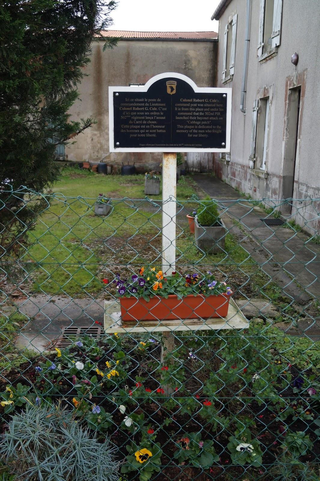 Ingouf monument
