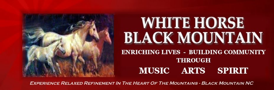 White Horse : IRISH JAM followed by OPEN MIC