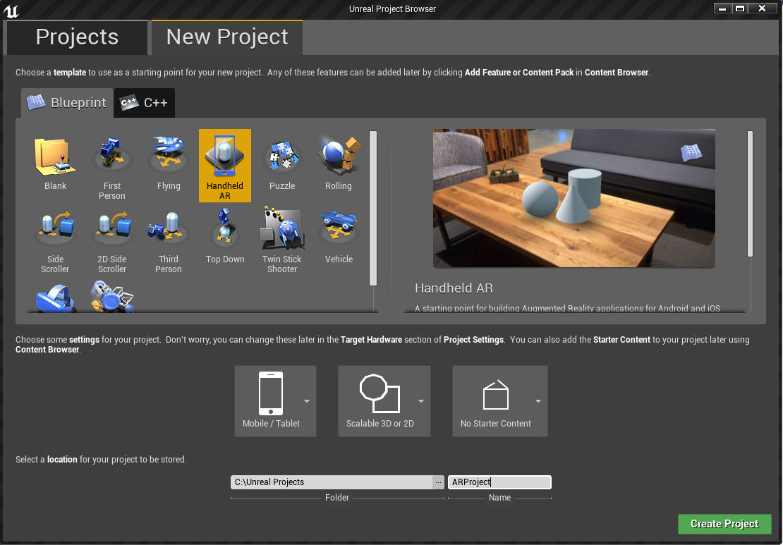 Unreal Engine 4 19 Released!
