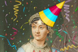 Jane Austen Birthday Extravaganza