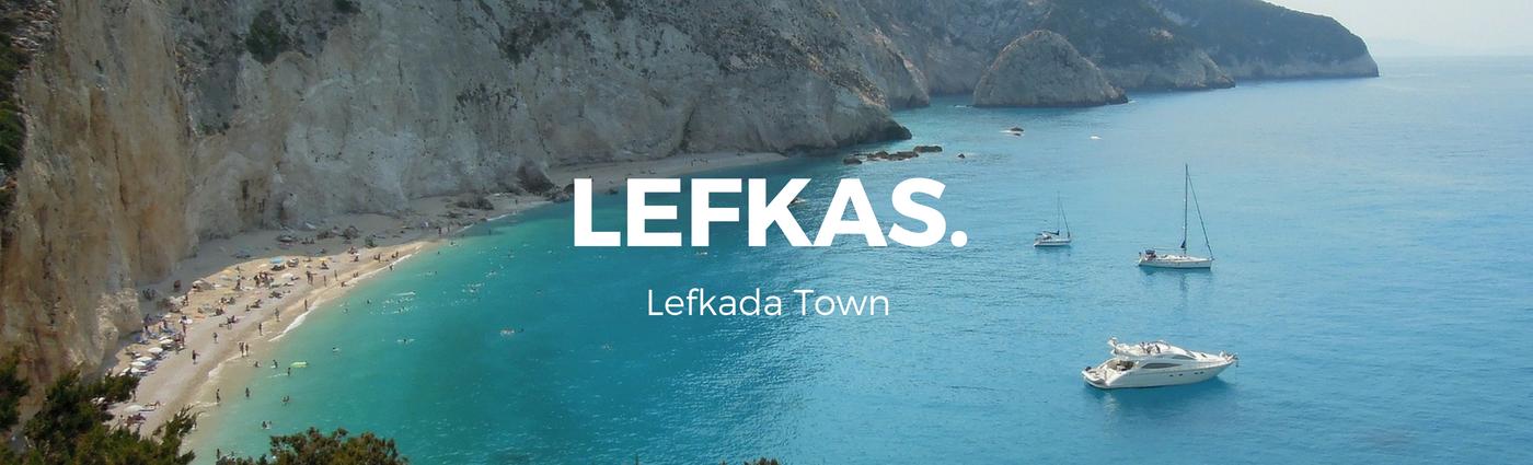 Lefkas Town