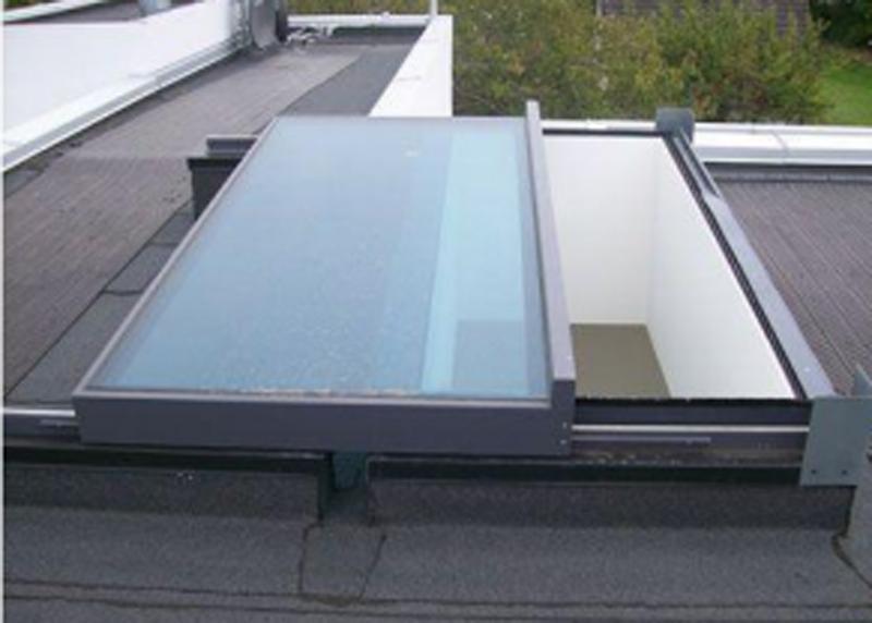 Tư vấn & thi công cải tạo giếng trời tự động chuyên nghiệp.