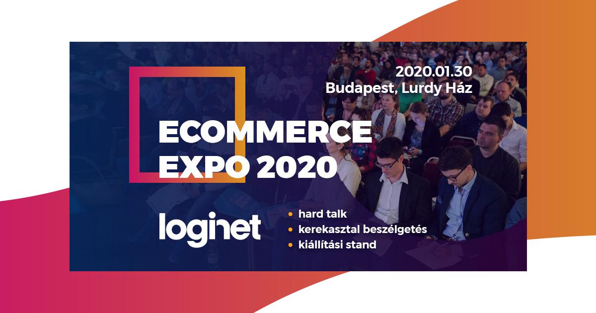 E-commerce Expo a Loginet részvételével