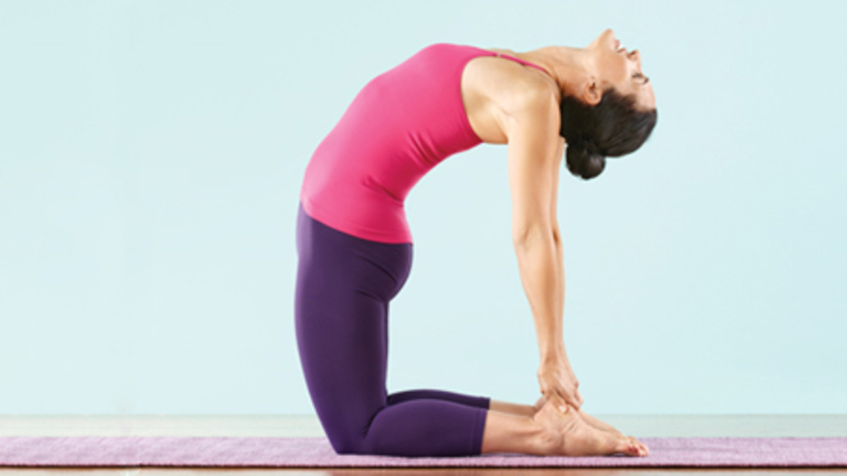 Yoga for Anxiety(Guide)