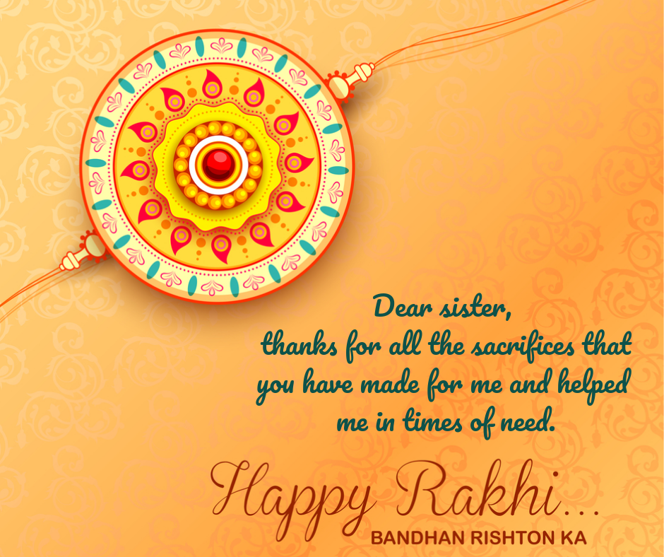 rakhi status for brother