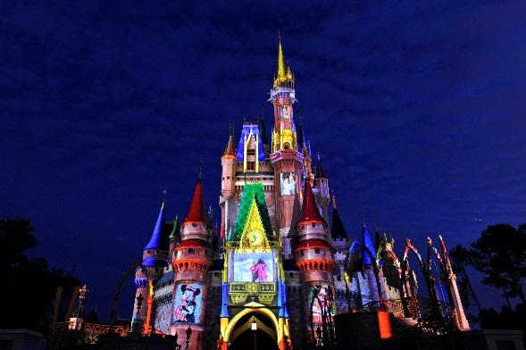 Free Wifi at Disney World