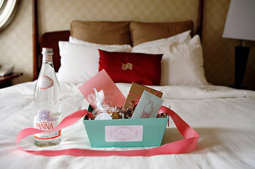 savvy deets bridal advice how to build a welcome bag for out of