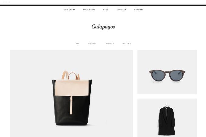 best squarespace e commerce templates