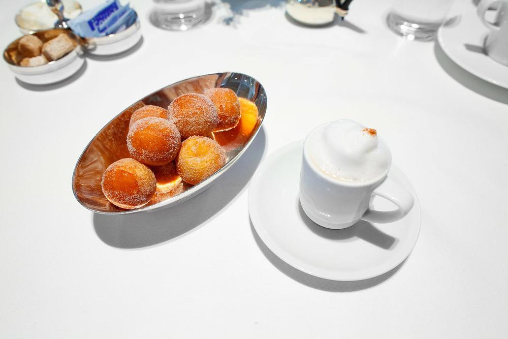 Image result for the french laundry donuts california