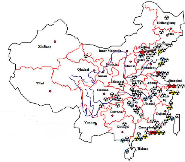 Điện hạt nhân ở Trung Quốc và những quan ngại của Việt Nam 1