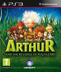 Arthur And The Revenge Of Maltazard.jpeg