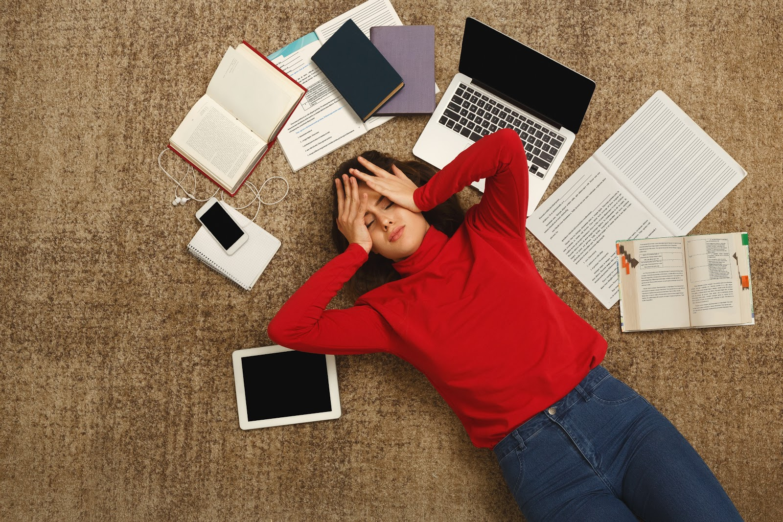 It is common for students to avoid homework in subjects they particularly struggle with