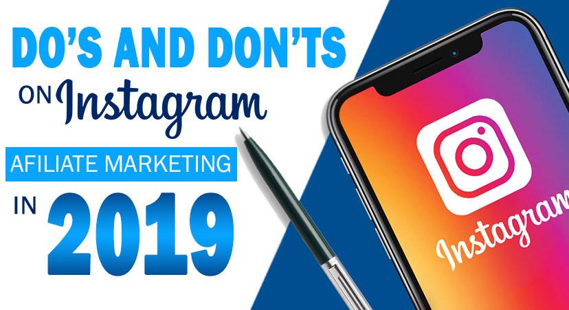Instagram - Kênh tiếp thị liên kết không cần website hiệu quả