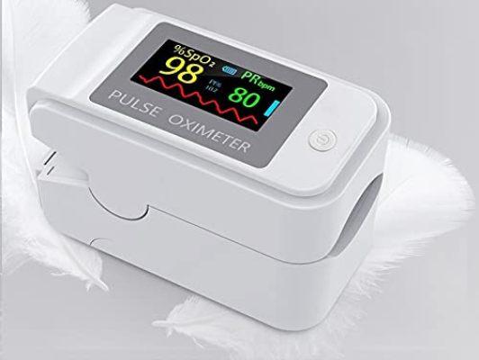 Beaver Swadesi Fingertip Pulse Oximeter