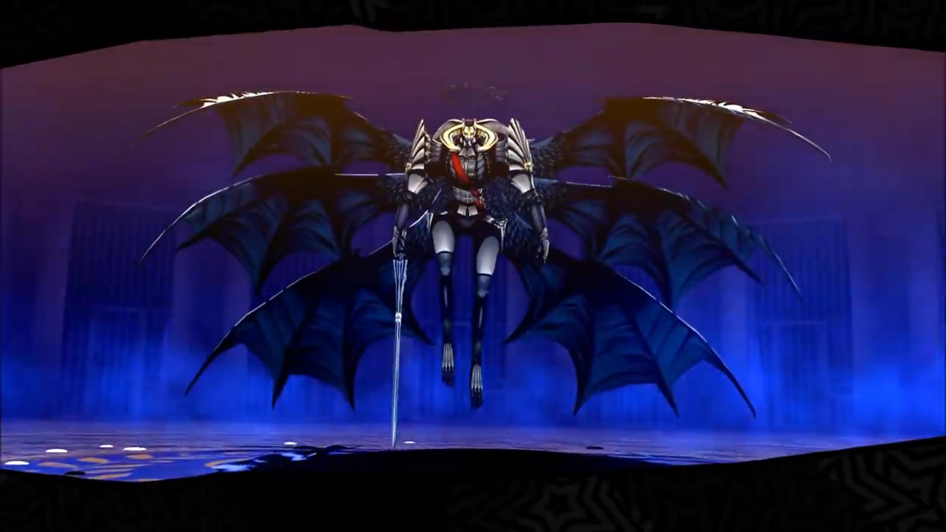 Persona 5 Royal Best Personas Satanel