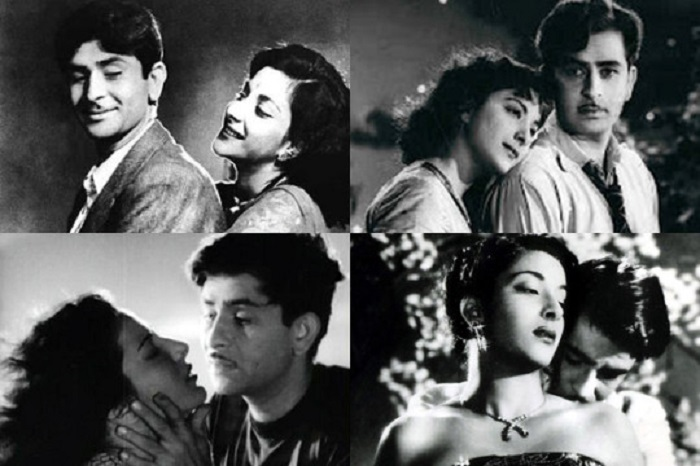 1. Nargis and Raj Kapoor