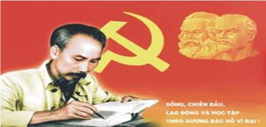 """Nội dung sinh hoạt chính trị dưới cờ tháng 9/2018 """"Tư tưởng Hồ Chí Minh về chống chủ nghĩa cá nhân"""""""