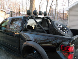 roll bar with integrated stacks on raptor page 2. Black Bedroom Furniture Sets. Home Design Ideas