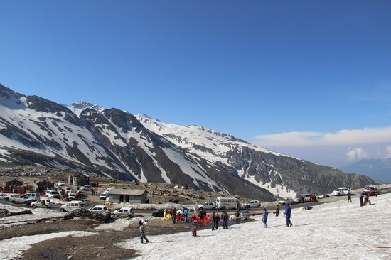 things to do in manali rohtang-pass