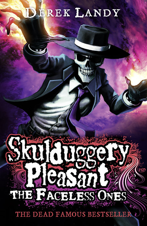 Image result for skulduggery pleasant faceless ones
