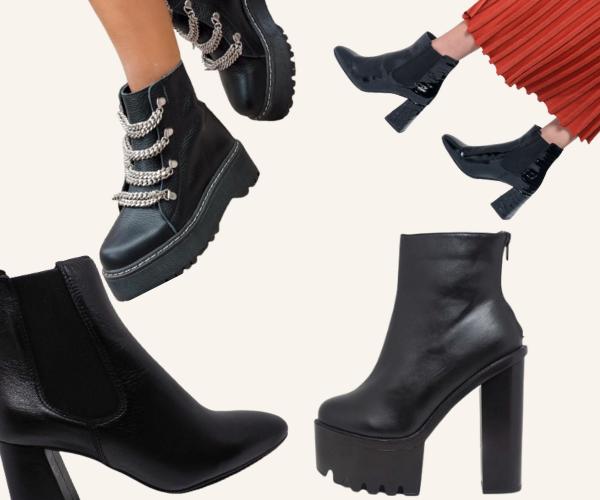Tendencias de NYFW con botas y botines de Alessandro Simoni