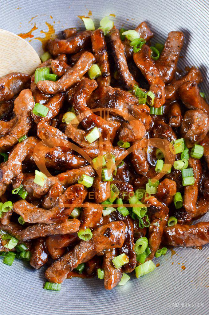 Cách làm Thịt bò sốt chua ngọt