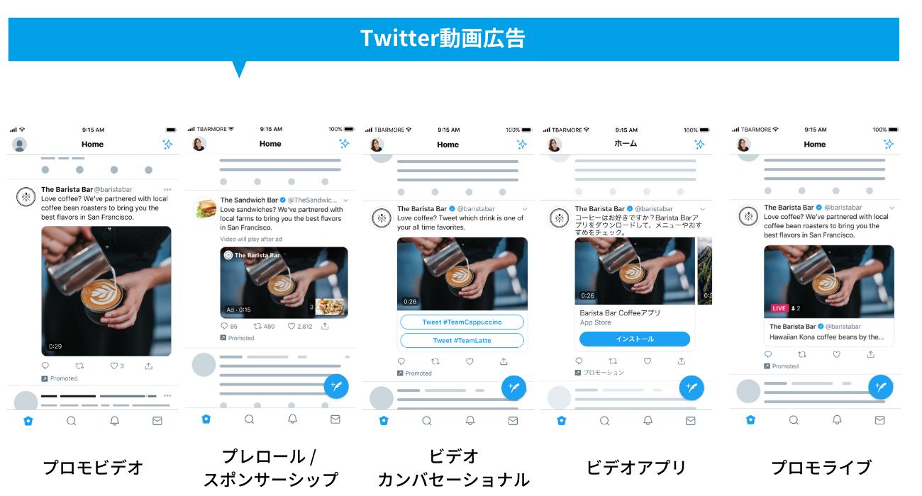 Twitter動画広告