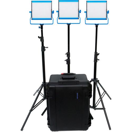 Lighting Kit: Dracast LED500 S-Series BiColor 3-Light Kit