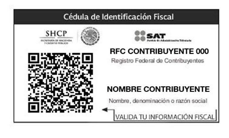 imprimir rfc con homoclave paso 4