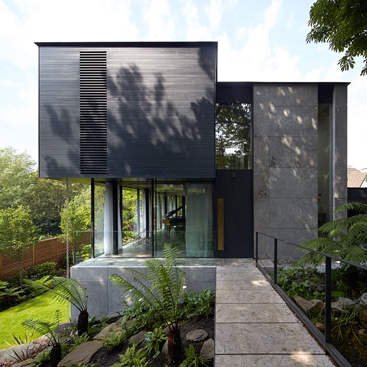 Fitzroy Park House by Stanton Williams | Source: stantonwilliams.com