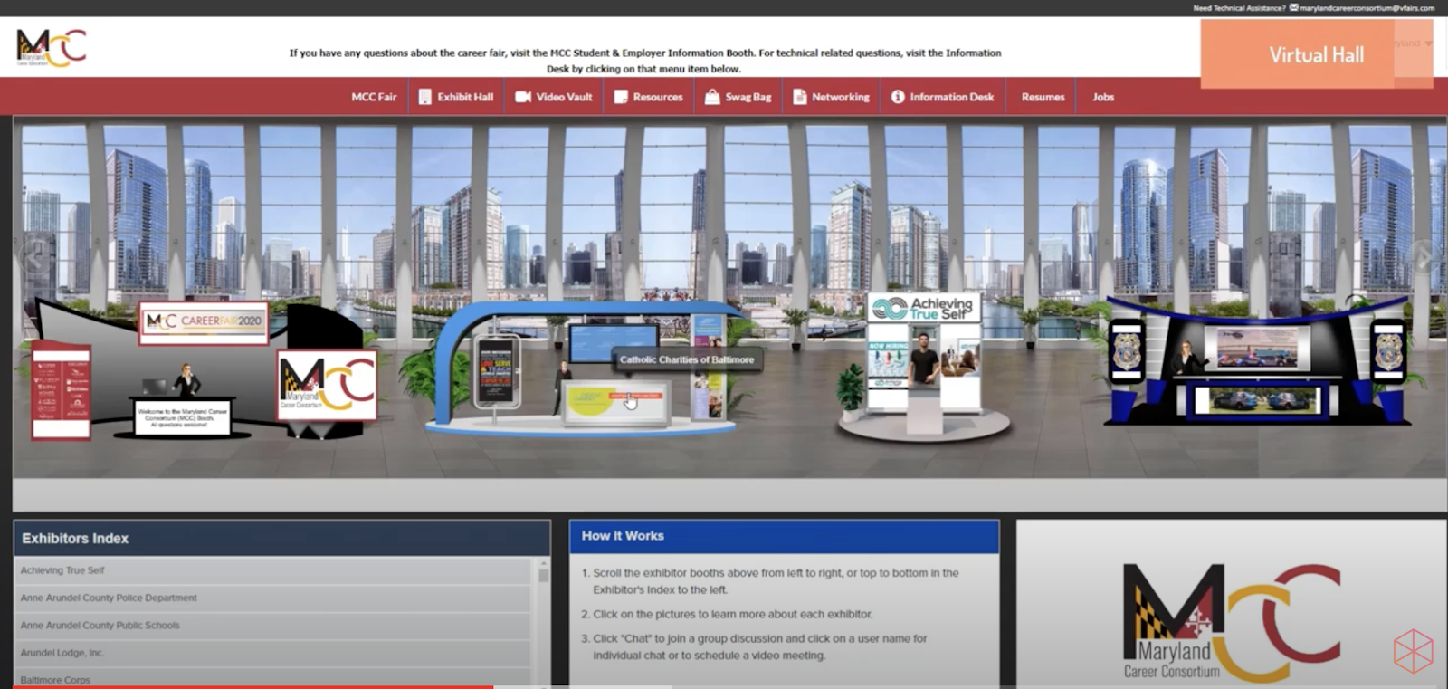 How To Create A Successful Virtual Booth